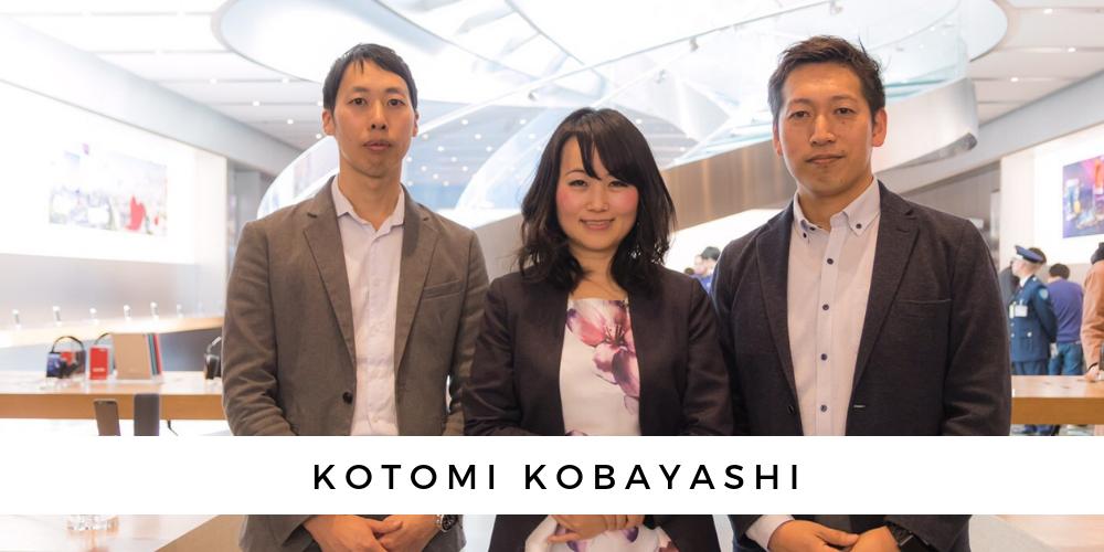 kotomi kobayashi